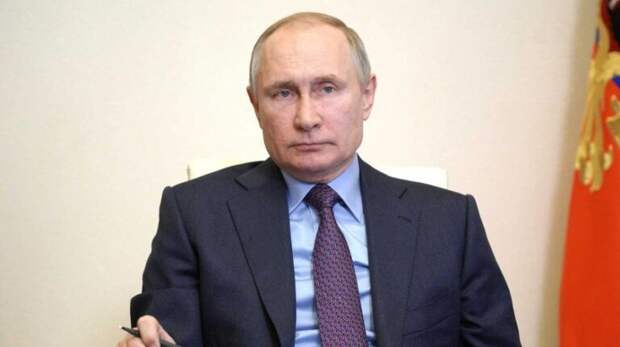 Раскрыто символическое значение прививки Путина от коронавируса