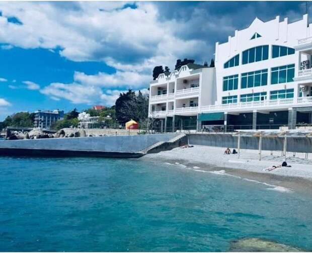 Минкурортов проверило готовность ялтинских пляжей к курортному сезону
