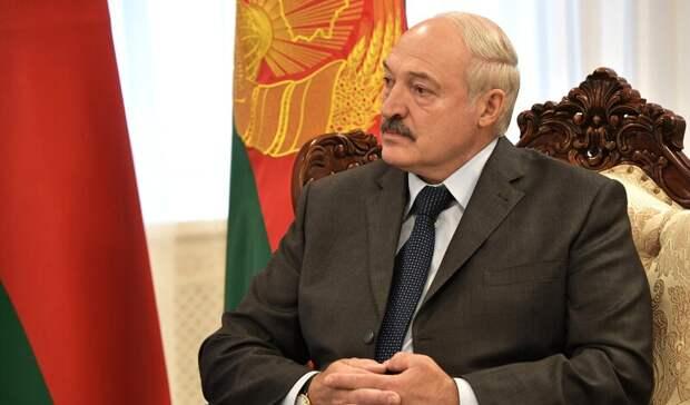 В Белоруссии прошла инаугурация Лукашенко