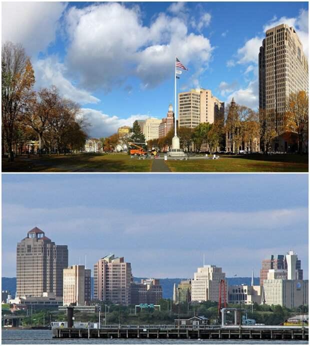 Переехав жить в Нью-Хейвен, можно сэкономить до 80 тыс. дол. (штат Коннектикут, США).