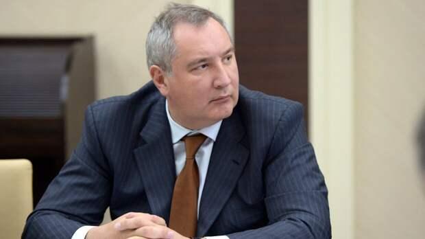Рогозин поделился одним из любимых анекдотов про космос