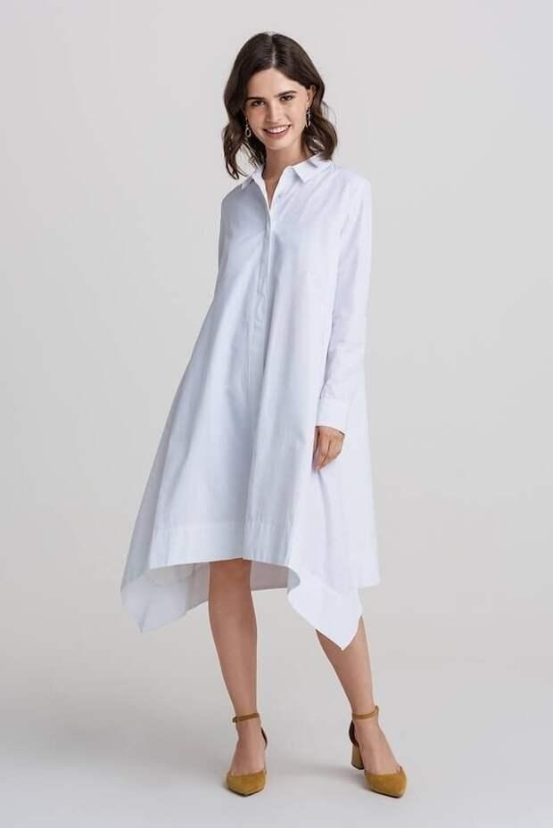 Стильные платья на весну 2021. Обзор трендовых моделей и тенденций