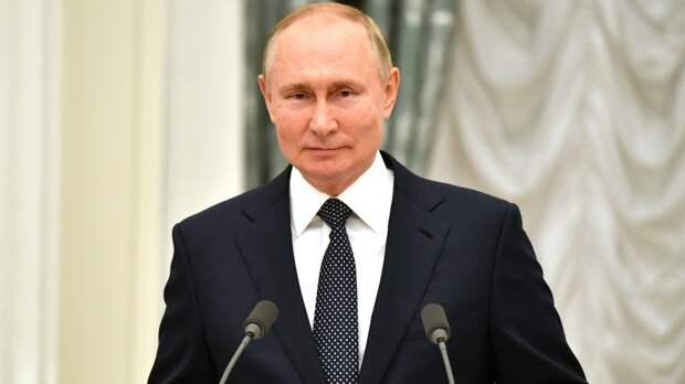 Путин: России нужен авторитетный парламент