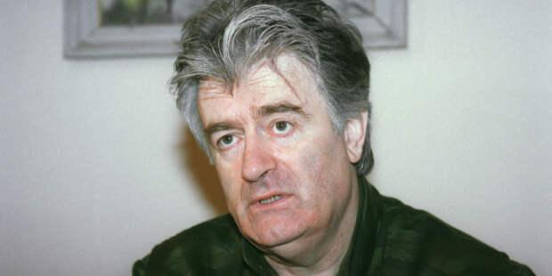 Радован Караджич будет отбывать пожизненное заключение в британской тюрьме