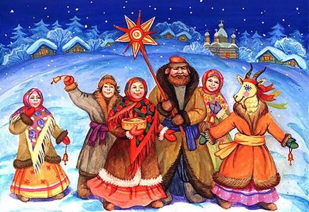 Старый Новый год отметят в России: традиции праздника