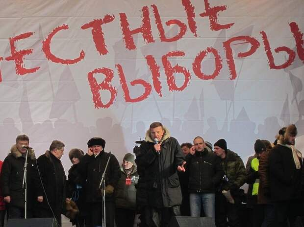 Либералы России: Все видели? Я уезжаю!