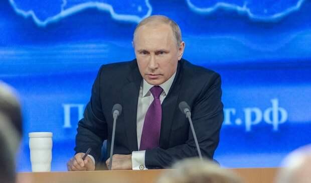 Путин заявил оважности слаженной работы правительства