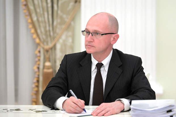 Кириенко и Бортников попали под санкции ЕС из-за Навального