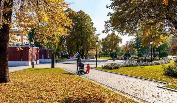Москвичи выберут лучшую сезонную новинку в парках