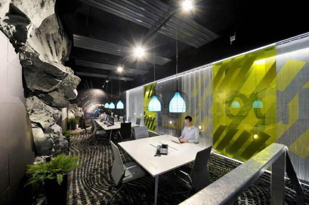 9 самых удивительных офисов со всего мира