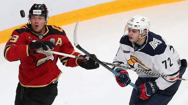 Определились полуфинальные пары плей-офф КХЛ в Восточной конференции