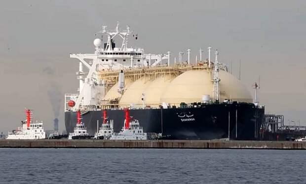 Почему Байден вынужден отказаться от завоевания газового рынка Европы