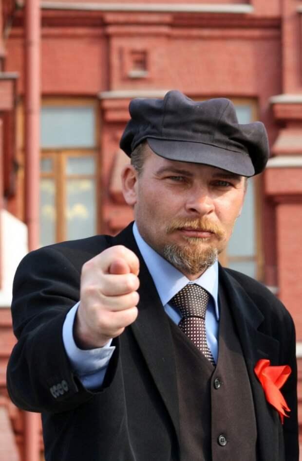 Ленин против «кукишей», референдум о сохранении СССР и кто является патриотом