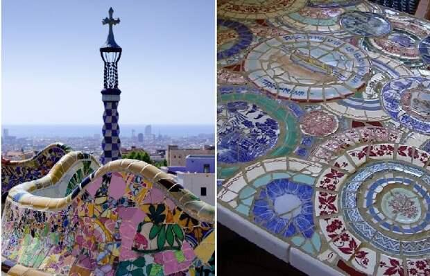 Как разбитая керамика стала украшением Барселоны и принесла автору мировую славу: Великий каталонец Антонио Гауди