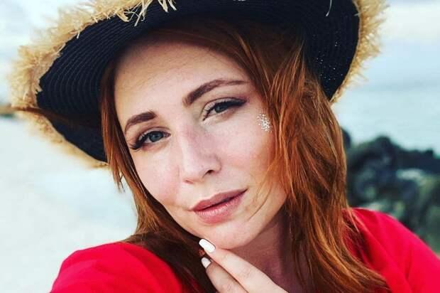 Анастасия Спиридонова впервые станет матерью
