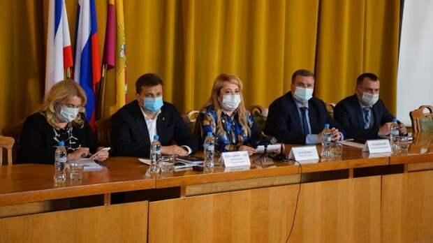 В Ялте состоялось заседание антитеррористической комиссии
