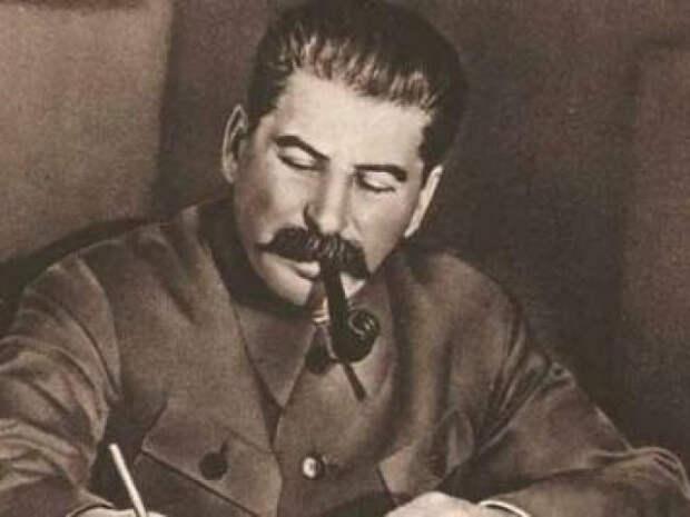 Сталин: О наглых претензиях англосаксов на мировое господство