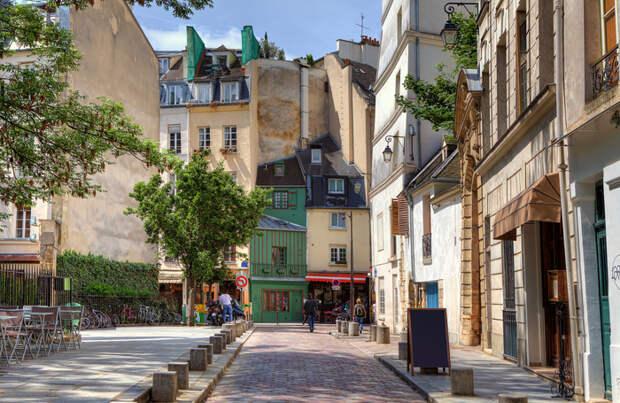Центр Парижа могут закрыть для проезда автомобилей с 2022 года
