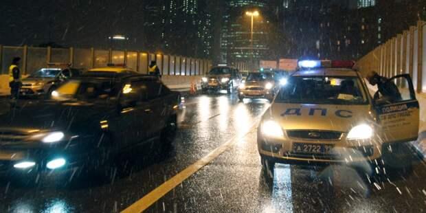 Водитель легковушки сбил двух женщин на Новопесчаной