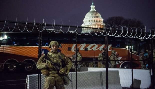 Конгресс США остаётся на осадном положении