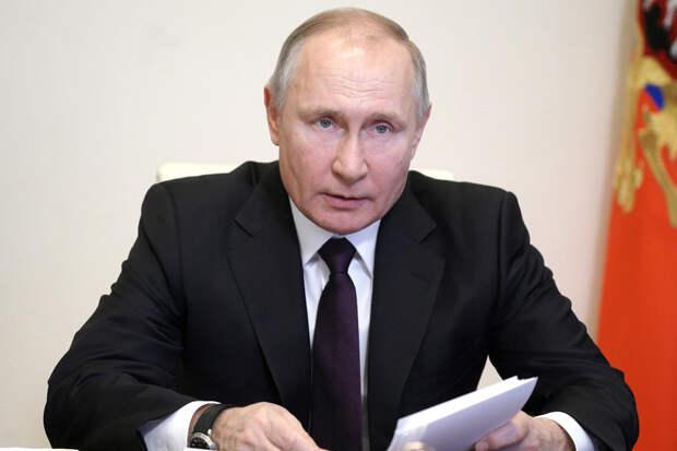 Путин счёл нужным смягчать «ценовые удары» по россиянам