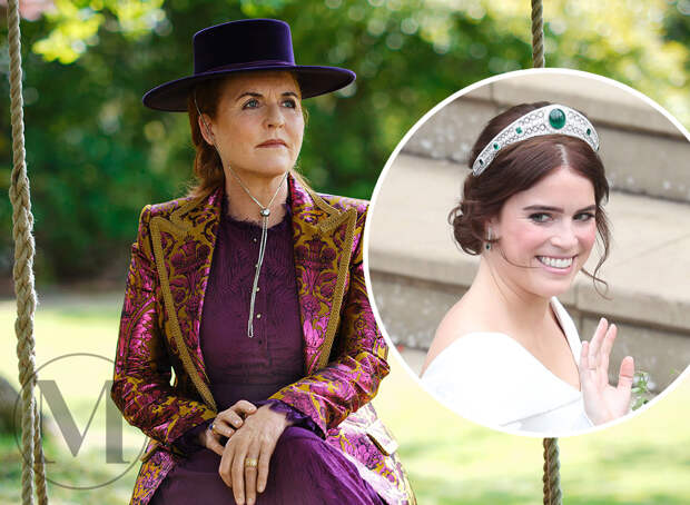 Новые фотографии Сары Фергюсон раскрыли прозвище принцессы Евгении