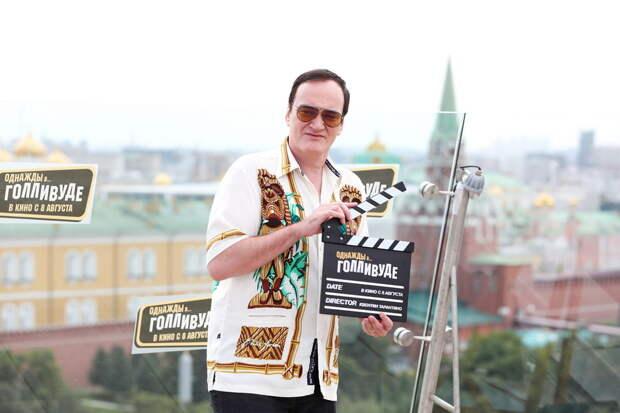 Издатель дебютного романа Квентина Тарантино раскрыл детали сюжета