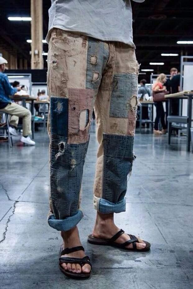 Боро штанцы