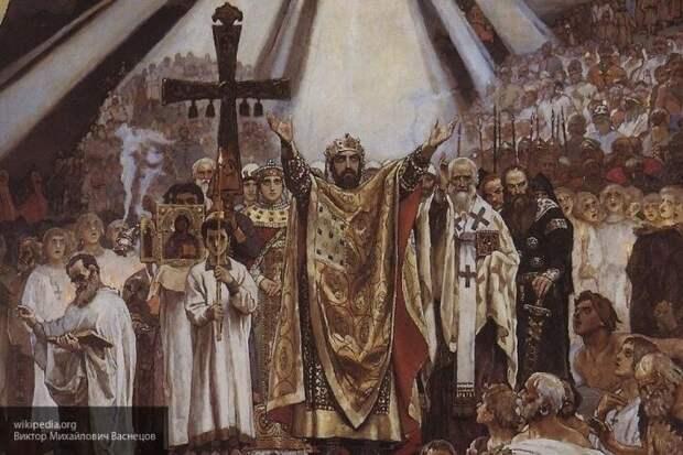 Владимир Корнилов развенчал миф Киева о Дне Крещения Руси
