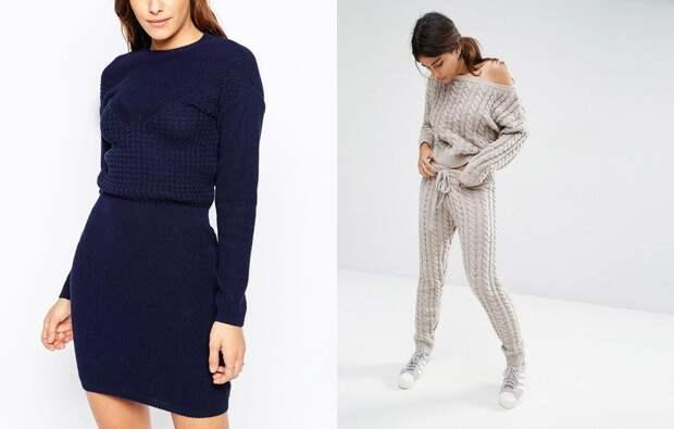 Модные вязаные вещи 2020-2021: как быть стильной