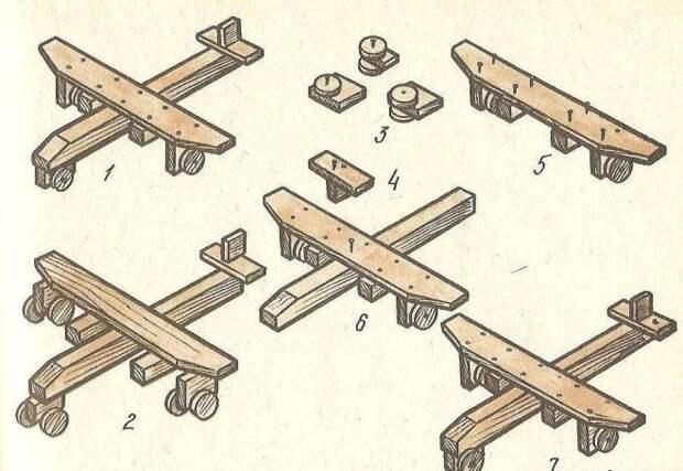 Поделки из дерева: тонкости и пошаговые инструкции создания стильных изделий (80 фото)