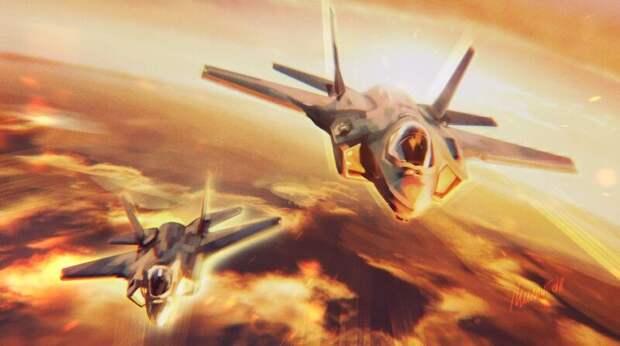 Baijiahao: США развернули десятки F-35 в Азии и получили жесткий ответ от России
