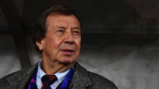 Бывший тренер сборной России Юрий Семин призвал не паниковать после победы Бельгии