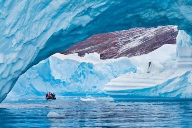 ВАрктике обнаружили катастрофическую для климата «бомбу»