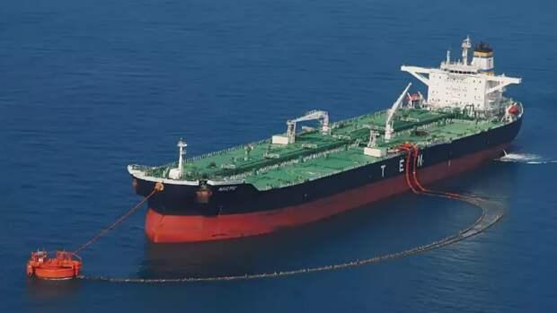 52 танкера загрузил нефтью морской терминал КТК вапреле 2020