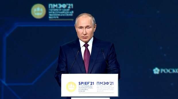 Владимир Путин назвал Удмуртию лучшим предпринимательским регионом России