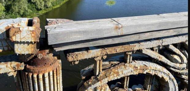 «Как они еще стоят?» – в Мировом банке удручены состоянием киевских мостов