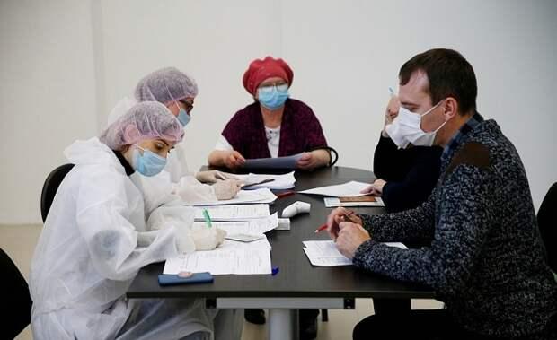 В Краснодаре начал работать четвертый пункт вакцинации от коронавируса