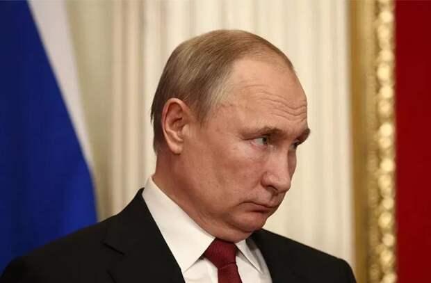 Путин ответил на предложение Зеленского
