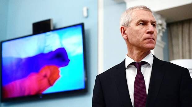 «Россия готова протянуть руку помощи». Министр спорта РФ— окоронавирусе, Олимпиаде иконфликте вбиатлоне