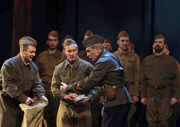Центральный академический театр Российской Армии объявил о старте Всероссийского театрального фестиваля «23 дня до Победы»
