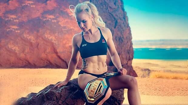 Бой Валентины Шевченко с Джессикой Андраде состоится 24 апреля на турнире UFC 261