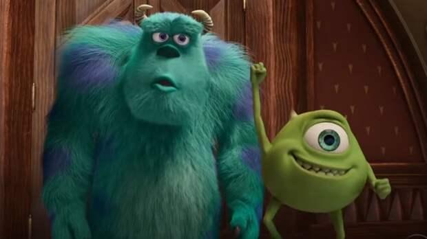 """Disney показал тизер-трейлер мультсериала по мотивам """"Корпорации монстров"""""""