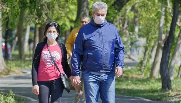 До 24 градусов тепла ожидается в Подольске во вторник
