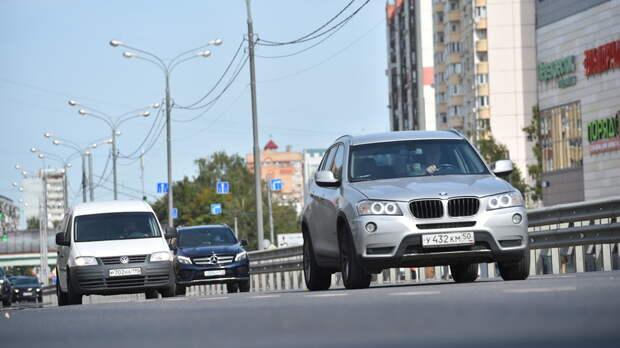 Движение транспорта ограничат в 18 городских округах Подмосковья в День Победы