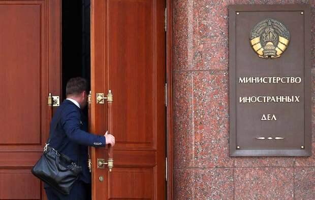 Белоруссия вводит санкции в отношении стран Балтии