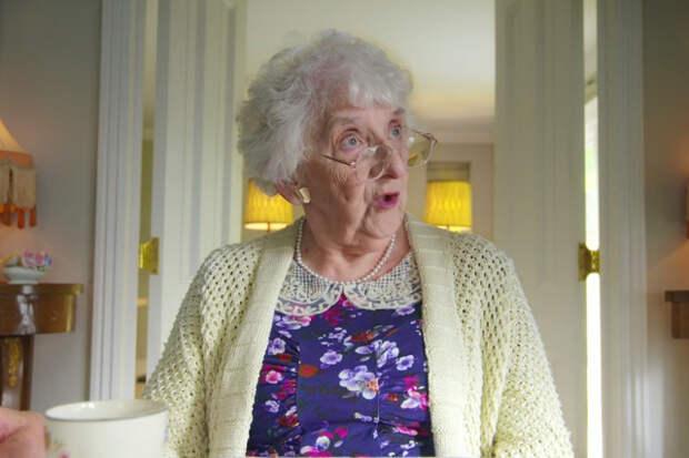 Картинки по запросу shocked granny