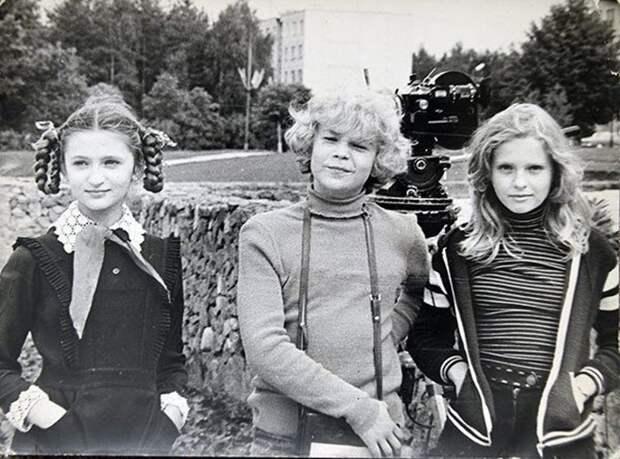 Эх, красота: девочки, которыми восхищались практически все мальчишки СССР