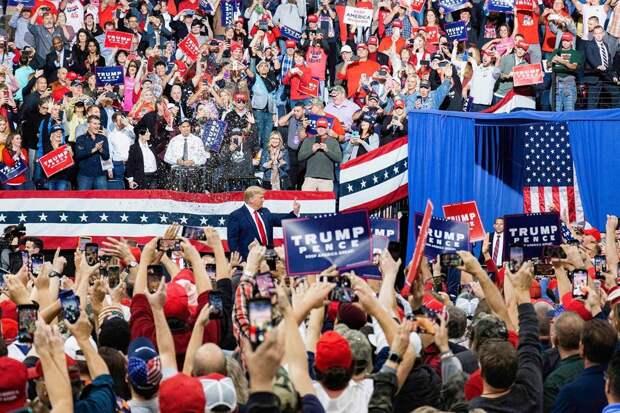 3 ноября 2020 года - выборы худшего президента США