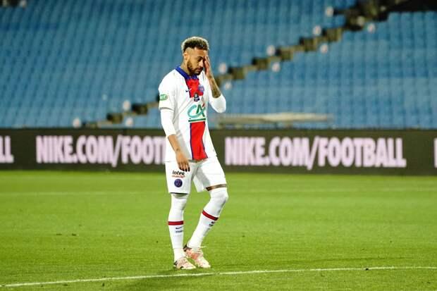 Неймар: Спасибо, что лишили меня финала Кубка Франции